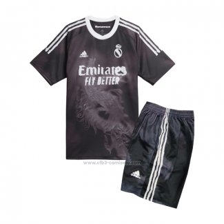 Camiseta Real Madrid Human Race Nino 2020-2021