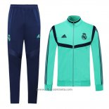 Chandal del Real Madrid 2019-2020 Verde