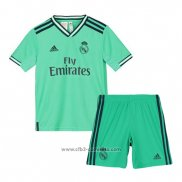 Camiseta Real Madrid Tercera Nino 2019-2020