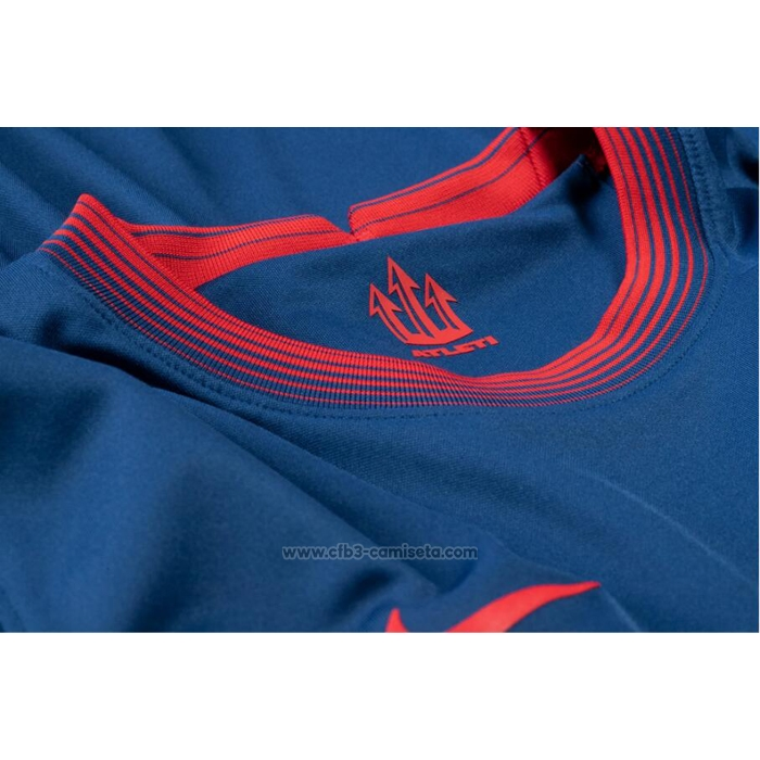 Camiseta Atletico Madrid Segunda 2020-2021