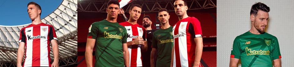 camisetas futbol Athletic Bilbao
