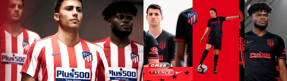 camisetas futbol Atletico Madrid