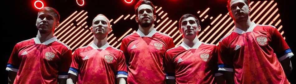 Camisetas de futbol Rusia baratas 2019 2020 por mayor - cfb3camiseta